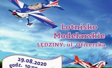 Plakat XI Powiatowe Zawody Akrobacyjne Modeli Latających