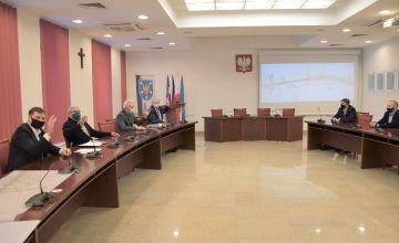 Zarząd Powiatu pozytywnie opiniujący budowę S1 na terenie powiatu