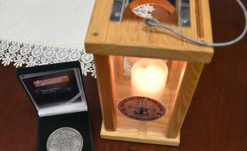 Światełko pokoju oraz medal Betlejemskiego Światła Pokoju 1991 - 2020