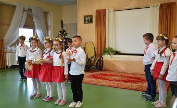 Przedstawienie przygotowane przez dzieci
