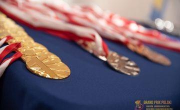 Nagrody w postaci medali