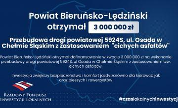 Tablica informująca o dofinansowaniu