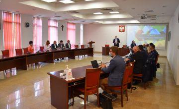 Posiedzenie Komisji Bezpieczeństwa i Porządku